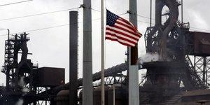 La croissance americaine moins forte que prevu