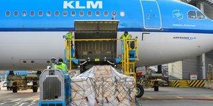 La justice neerlandaise rejette un recours de greenpeace sur l& 39 aide a klm