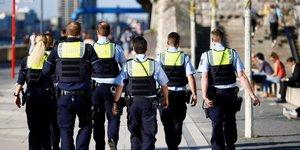 La police allemande neutralise une bombe dans un train