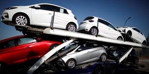 La prime a la conversion automobile revue a la baisse