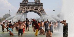 Le dereglement climatique proche du point de non retour