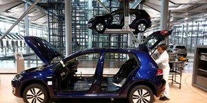 Le marche automobile allemand attendu en baisse de 6,2% en 2020