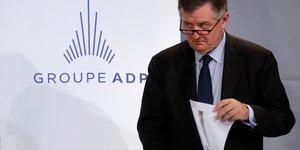 Le pdg d'adp n'exclut pas des suppressions d'emploi