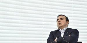 Les avocats de ghosn denoncent l'enquete interne menee par nissan