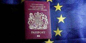Les futurs passeports britanniques fabriques en france par gemalto