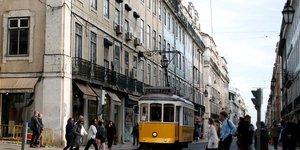 Les prix de l& 39 immobilier grimpent a lisbonne et porto
