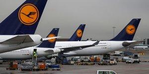 Lufthansa avertit sur son benefice, invoque la  concurrence tarifaire