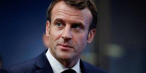 """Macron """"ne denaturera pas"""" la reforme des retraites mais pret a des retouches"""