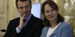 Macron Royal