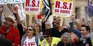 Manifestation anti-RSI