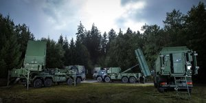 MEADS MBDA Lockheed Martin Allemagne
