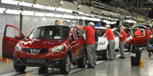 Nissan, UK, automobile, Royaume-Uni, Greg Clark, Sunderland, Carlos Ghosn, Theresa May,