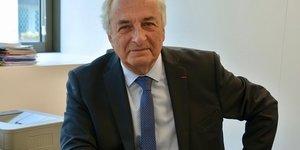 Pierre Goguet, président CCI France