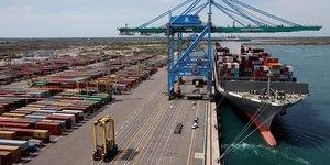 port de fos sur mer commerce extérieur