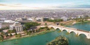 Porte de Loire, Tours