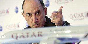 Qatar airways prend livraison de son 2e airbus a350