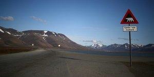 Record de chaleur sur l'archipel de svalbard, dans l'arctique