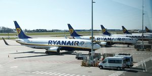 Ryanair supprime 250 emplois administratifs en europe