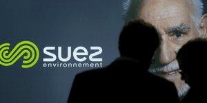 Suez finalise le rachat de ge water, synergies confirmees