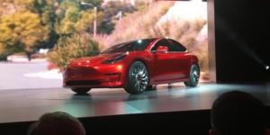 Tesla vendra pour 2 milliards de dollars dactions pour lancer la model 3