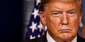 """Trump juge la fed """"pathetique"""" et """"lente"""""""