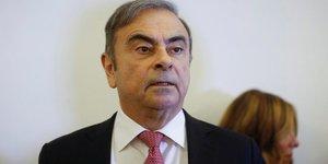 Un representant japonais au liban pour discuter du cas ghosn