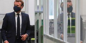 """Union: macron salue le plan de relance, exhorte """"a aller vite"""""""