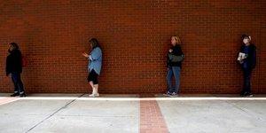 Usa: encore plus de 2 millions de nouveaux inscrits au chomage