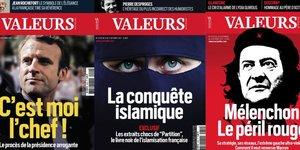 Valeurs actuelles, magazine, droite, Yves de Kerdrel, Valmonde, Presse,