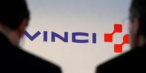Vinci releve son dividende, l& 39 aeroportuaire compense l& 39 autoroute