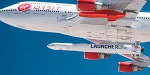 Virgin Orbit Richard Branson Lancement