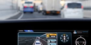 voiture autonome, Toyota