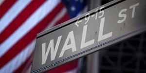 Wall street ouvre en tres leger repli