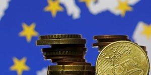 Zone euro: reflux de la dette en 2018 mais l'italie fait tache