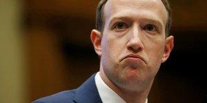 Zuckerberg audition congrès cambridge analytica